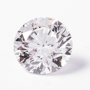 Losse diamant briljant 0.59 crt. E-vs2 L086
